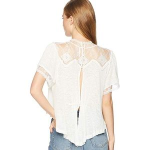 Free people Cape May Top Blouse NWT
